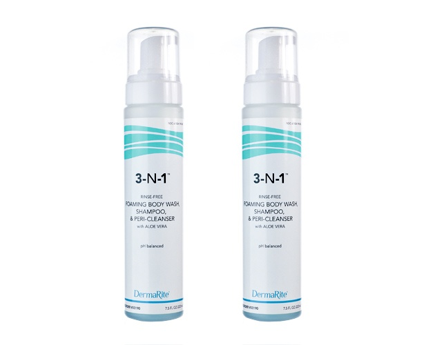 3-in-1 Cleansing Foam