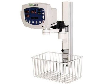 Welch Allyn Wall Mount with Basket for Vital Signs Monitor 300