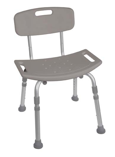 Drive Medical Deluxe, K.D. Aluminum Bath Seat