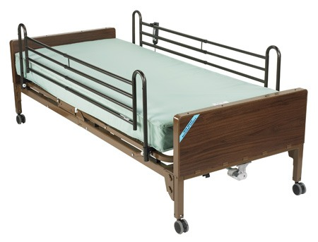 Delta Ultra Light 1000, Semi Electric Bed