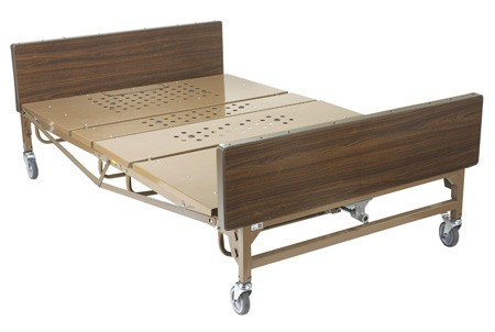 Full Electric Bariatric Bed, 54 in. Width
