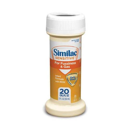 Similac Sensitive with Iron