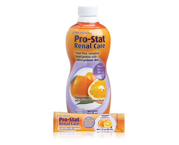 Nutricia Pro-Stat Renal Care - Sugar Free, High Fiber