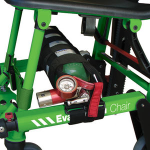 Oxygen Holder for Stryker Evacuation Chair