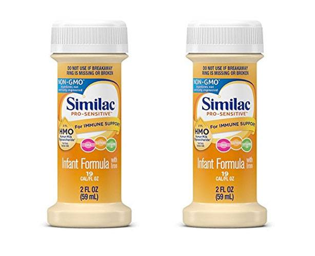 ABBOTT NUTRITION Similac Pro-Sensitive Infant Formula, 2 oz