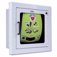 Wall Cabinets for Zoll AED Plus Defibrillator