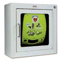 Zoll Wall Cabinets for Zoll AED Plus Defibrillator