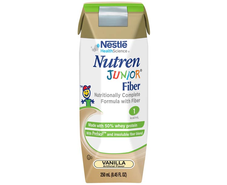 Nestle Nutrition Nutren Junior with Fiber