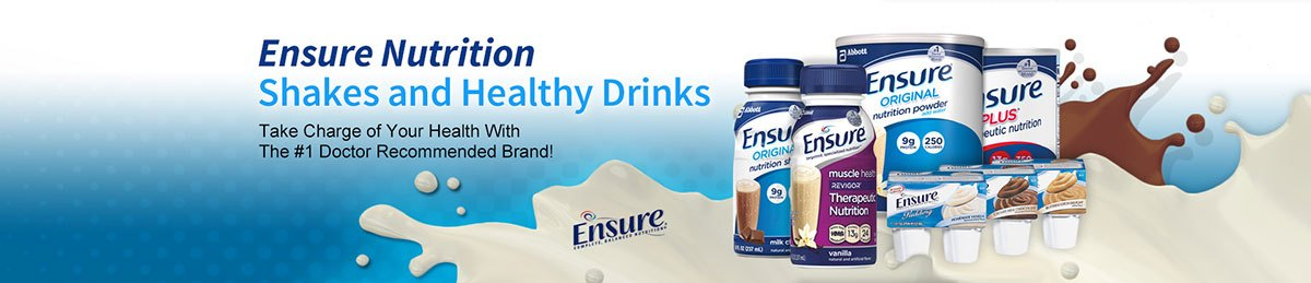 Ensure Nutritional Shake Drink