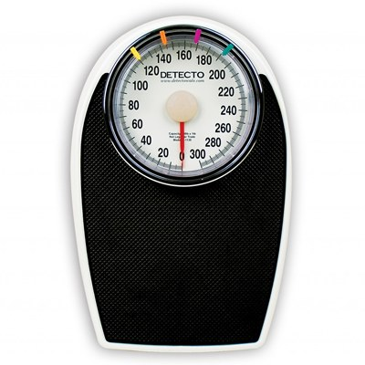 Detecto Scales Personal Bathroom Scale