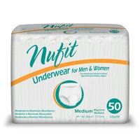 First Quality Products NuFit Protective Underwear