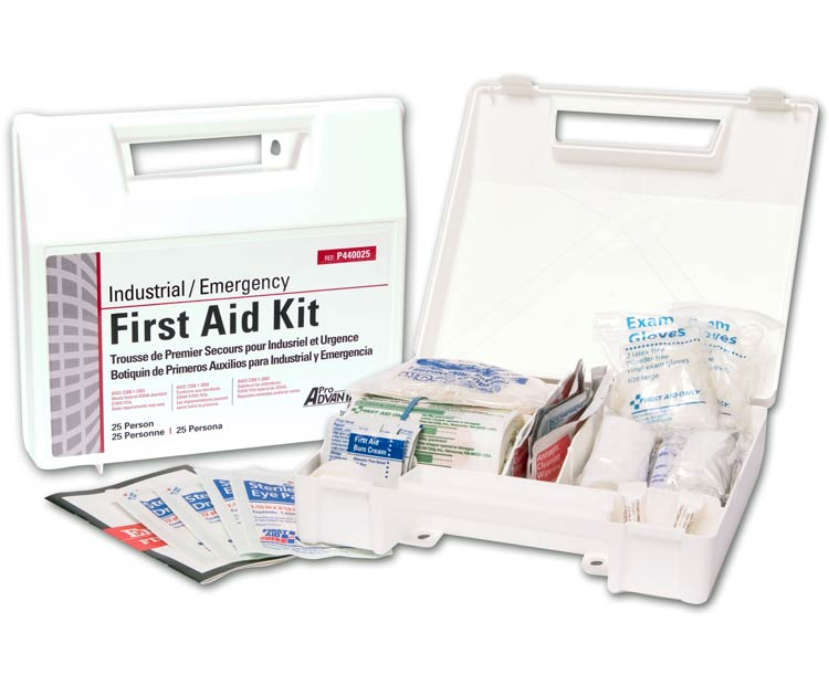 Pro Advantage 25 Person First Aid Kit