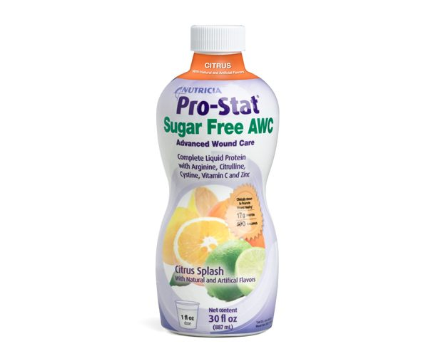 Pro-Stat AWC Sugar Free Advanced Wound Care Liquid Protein