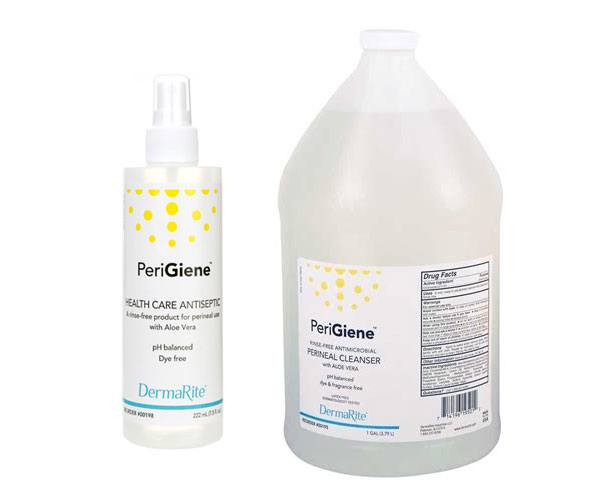 Dermarite Industries Perigiene Perineal Cleanser