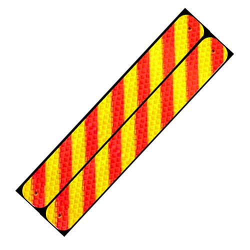 See and be Safe Reflective Ramp Strips