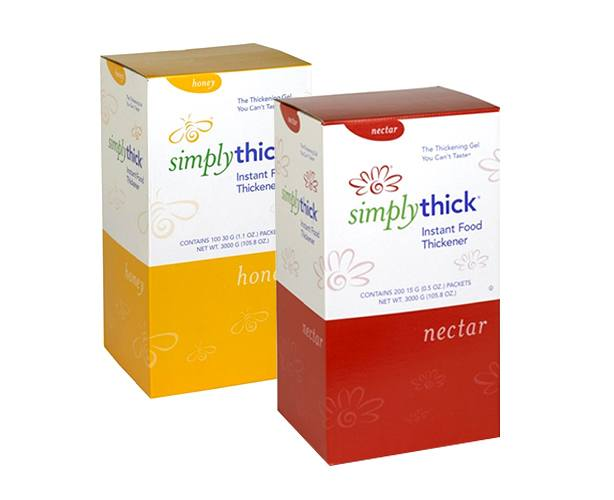 SimplyThick Thickening Gel Packets