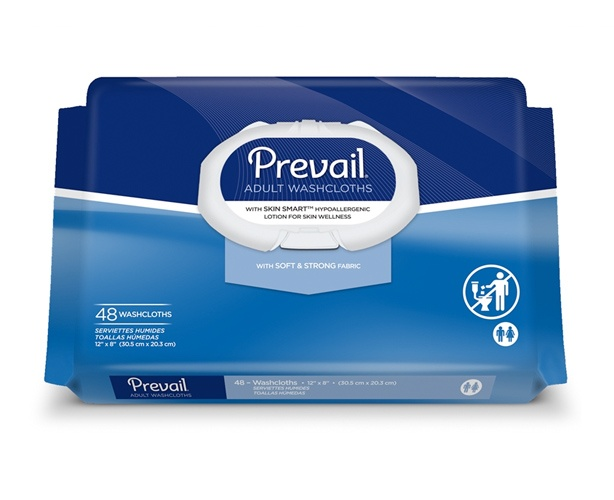 Prevail Washcloths - Adult Sized