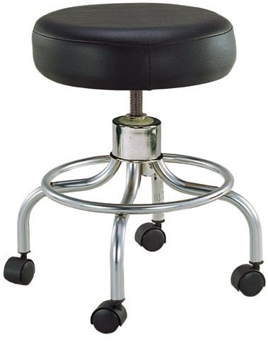 Drive Medical Revolving, Adjustable Height Stool