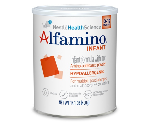 Nestle Nutrition Alfamino Infant Formula