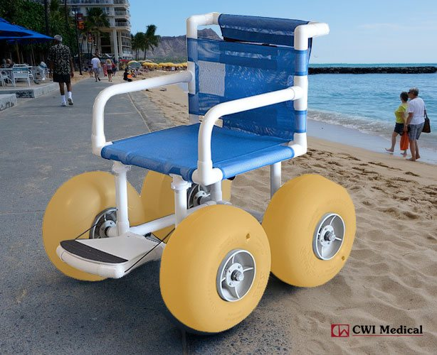 Echo All Terrain Beach Wheelchair
