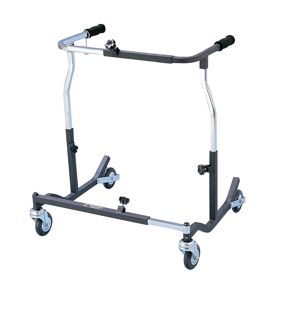 Drive Medical Retractable Seat for Bariatric Anterior Safety Roller