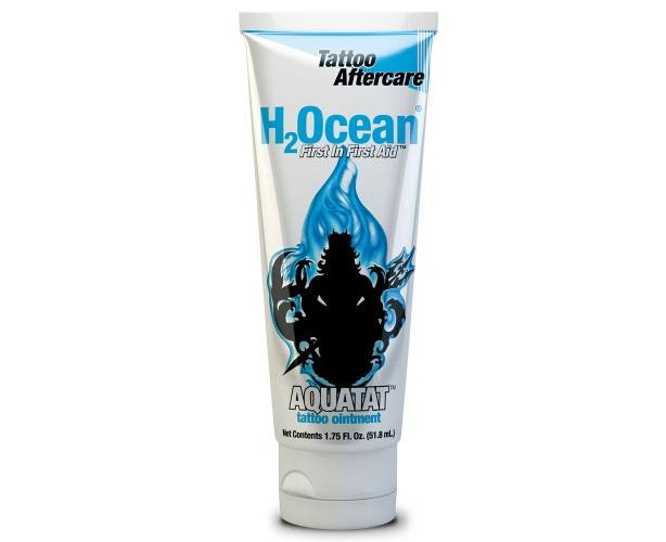 H2Ocean Aquatat Tattoo Ointment