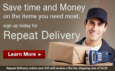 Get $4.95 Flat-Rate Shipping with Repeat Delivery