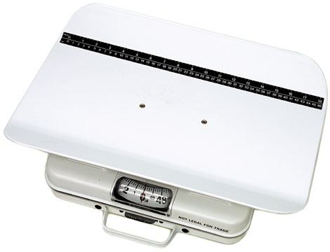 Portable Mechanical Baby Scale
