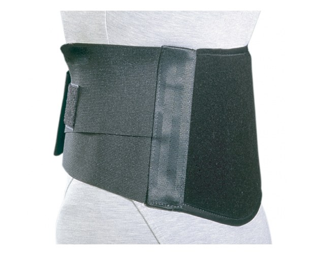 DJ Ortho Industrial Back Support with Compression Pad