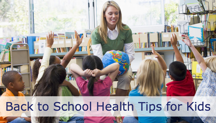Back to School, Health & Safety, Infection Control