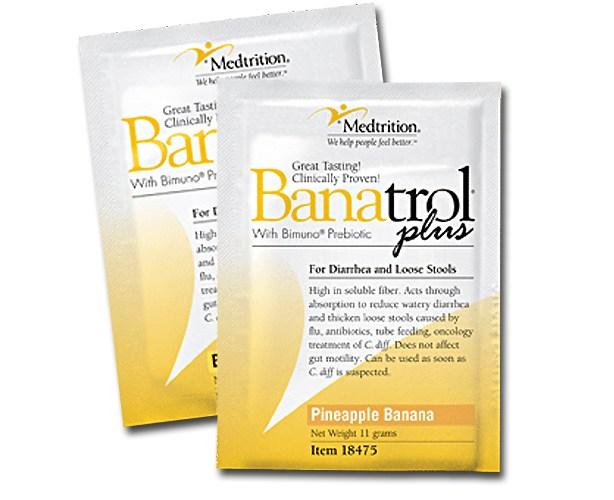 Medtrition Banatrol Plus Anti-Diarrheal Powder