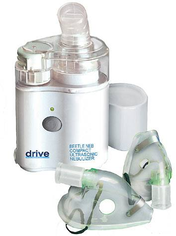 Drive Medical DC Adapter Beetle Neb Compact Ultrasonic Nebulizer