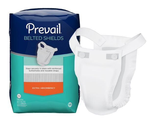 Prevail Belted Shields Undergarments