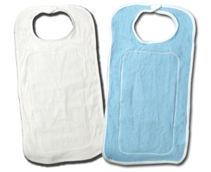 Connetquot West Adult Reusable Cloth Bib