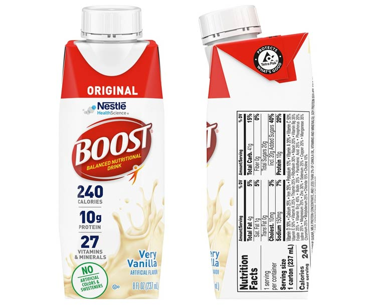 Nestle Nutrition Boost Original Nutritional Drink