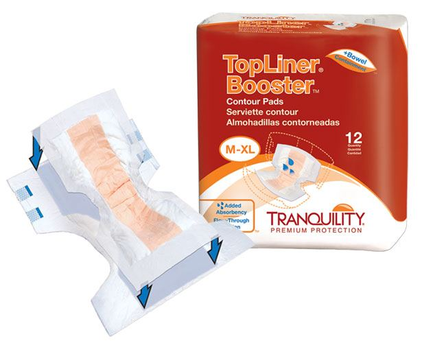 Principle Business Enterprises Tranquility TopLiner Booster Contour Pad