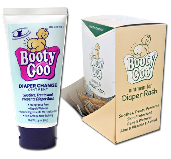 Booty Goo Diaper Rash Cream