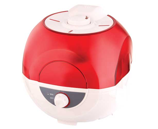 Healthsmart Bubble Mist Humidifier, Cool Mist Ultrasonic