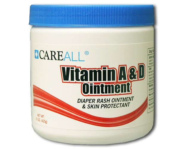 NEW WORLD IMPORTS Careall Vitamin A & D Ointment
