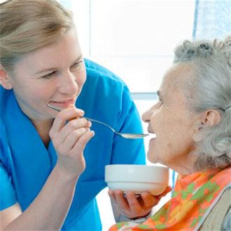 Caring for patients with Dysphagia