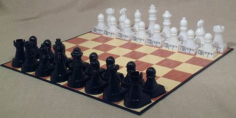 Your Move Chess Chess Teacher Instructional Chess Set