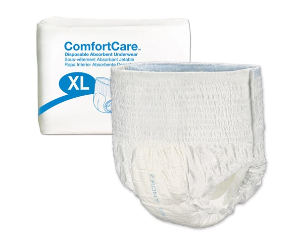 ComfortCare Disposable Absorbent Underwear