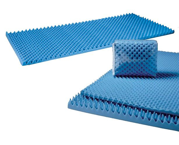 Mabis DMI Convoluted Bed Pad (Egg Crates)