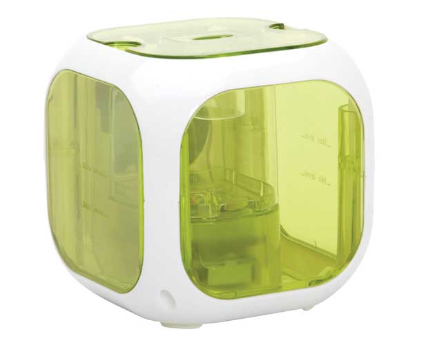 Healthsmart Cube Mate Humidifier Aromatherapy Esssential Oils Diffuser