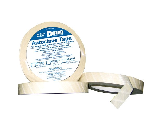 Mydent International Defend Autoclave Tape (60yd Roll)