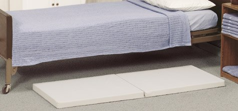 Advanced Medical Defender Folding Floor Mat , 36 in. x 72 in.