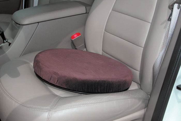Mabis DMI Deluxe Swivel Seat Cushion