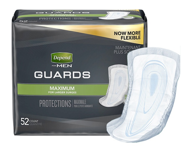 Depends Guard for Men