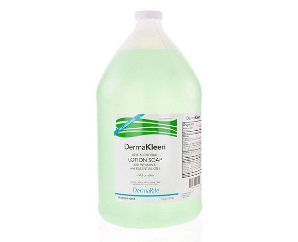 Dermarite Industries DermaKleen Antimicrobial Lotion Soap