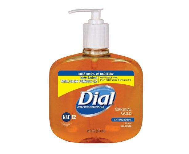 Dial Corporation Dial Antimicrobial Liquid Hand Soap
